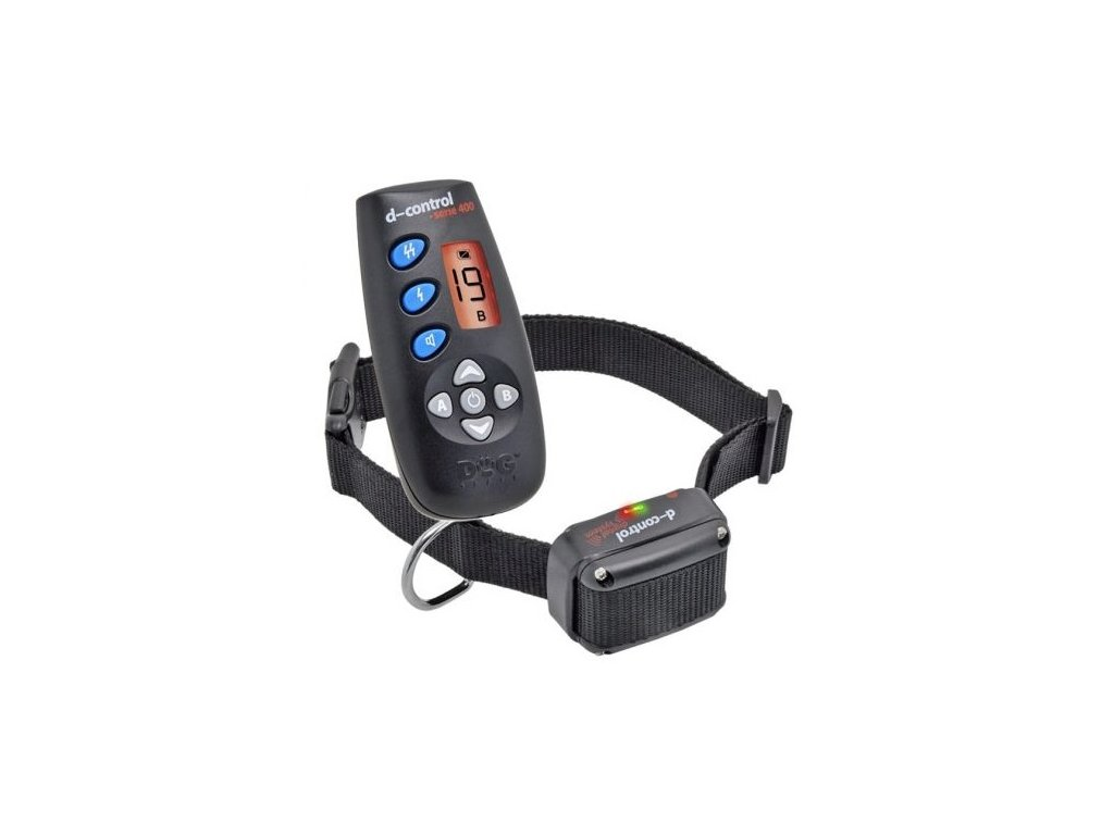elektronický výcvikový obojek Dogtrace d-control 400