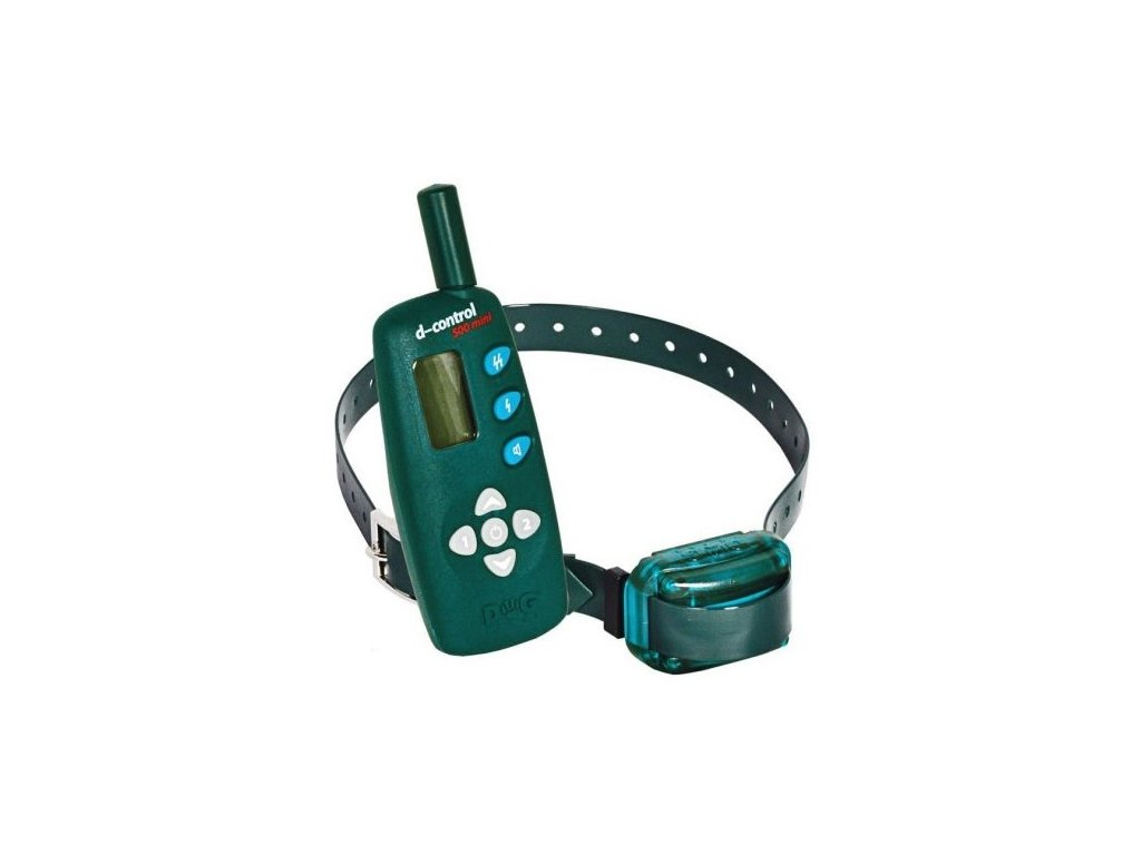 elektronický výcvikový obojek DOGTRACE d-control 500 mini