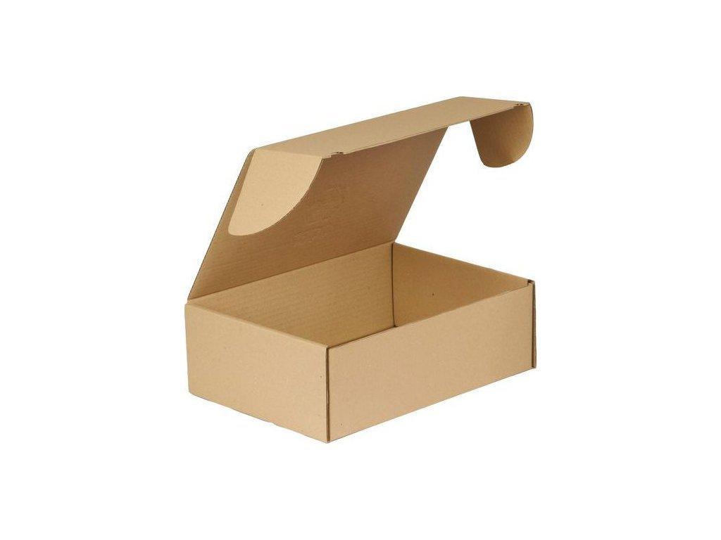 Krabice ochranná + pojištění zásilky do 20 000 Kč
