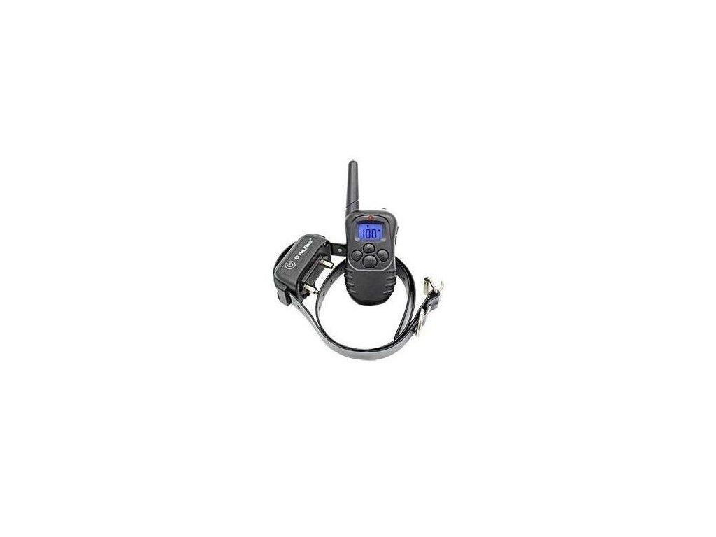 elektronický výcvikový obojek Petrainer PET998DB podsvícený