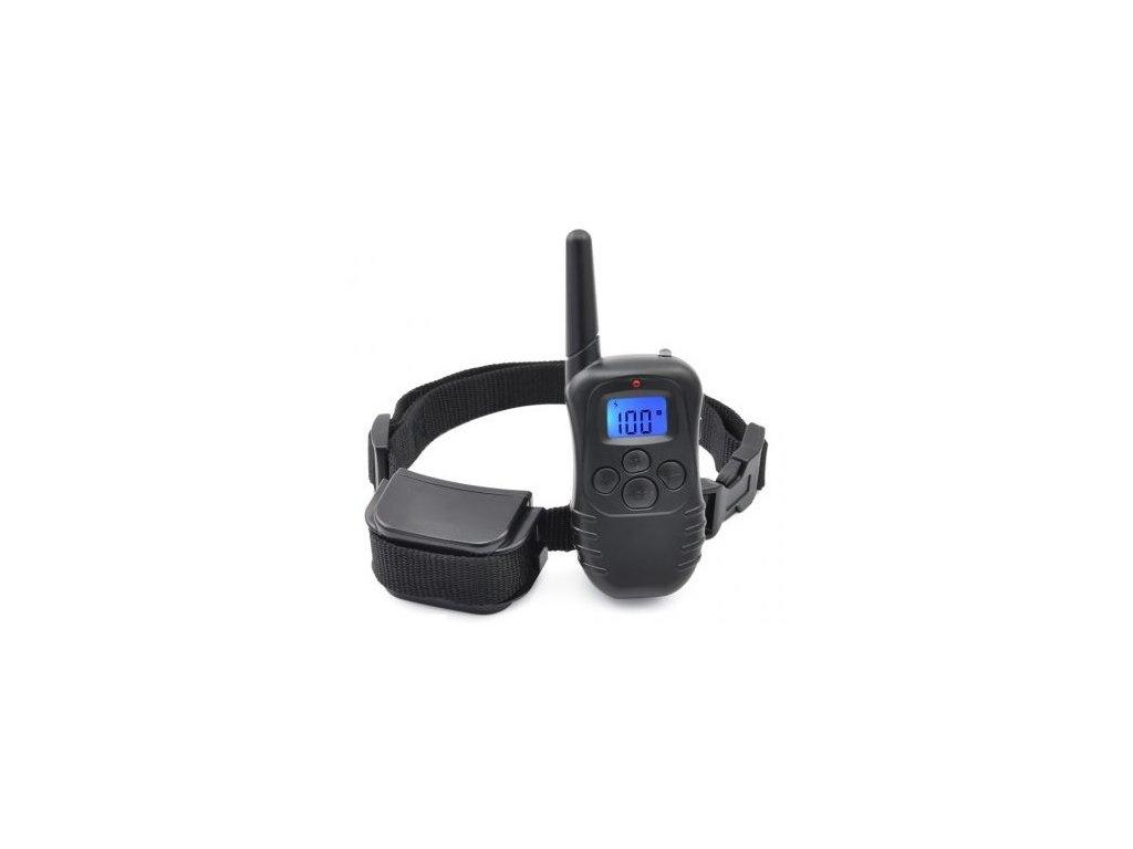 elektronický výcvikový obojek Petrainer PET998DR podsvícený