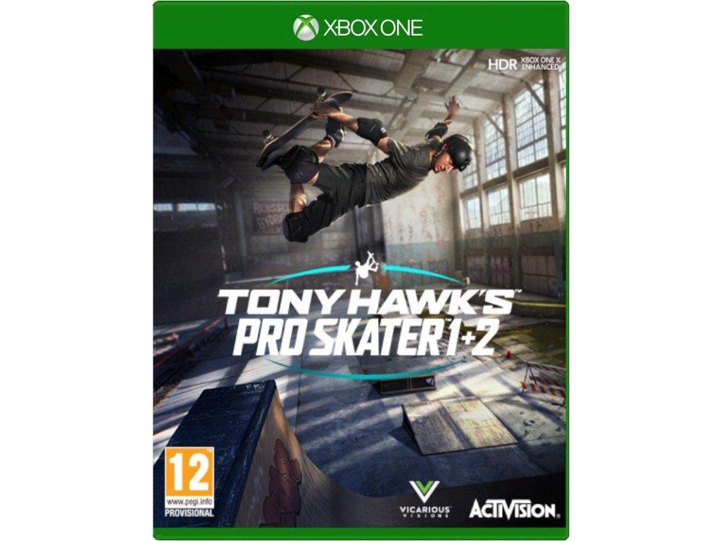Hra Activision Xbox One Tony Hawk´s Pro Skater 1+2