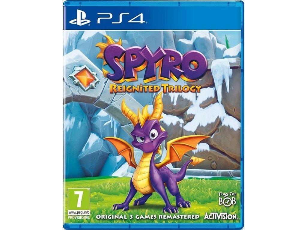 Hra Activision PlayStation 4 Spyro Trilogy Reignited