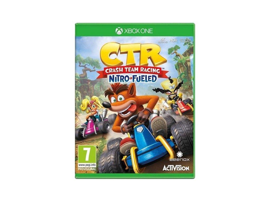 Hra Activision Xbox One Crash Team Racing: Nitro Fueled