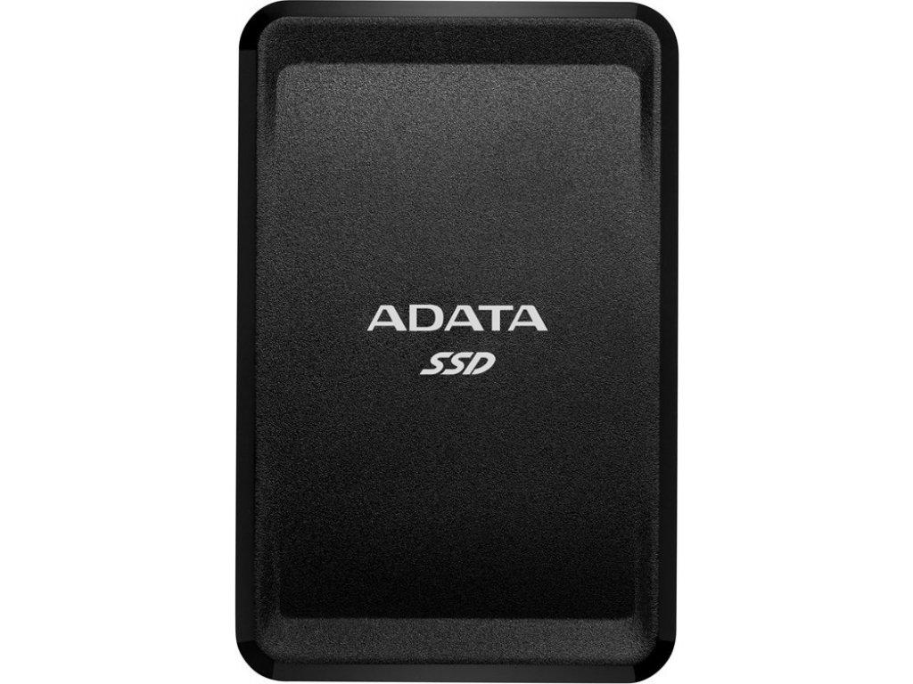 SSD externí ADATA SC685 500GB - černý
