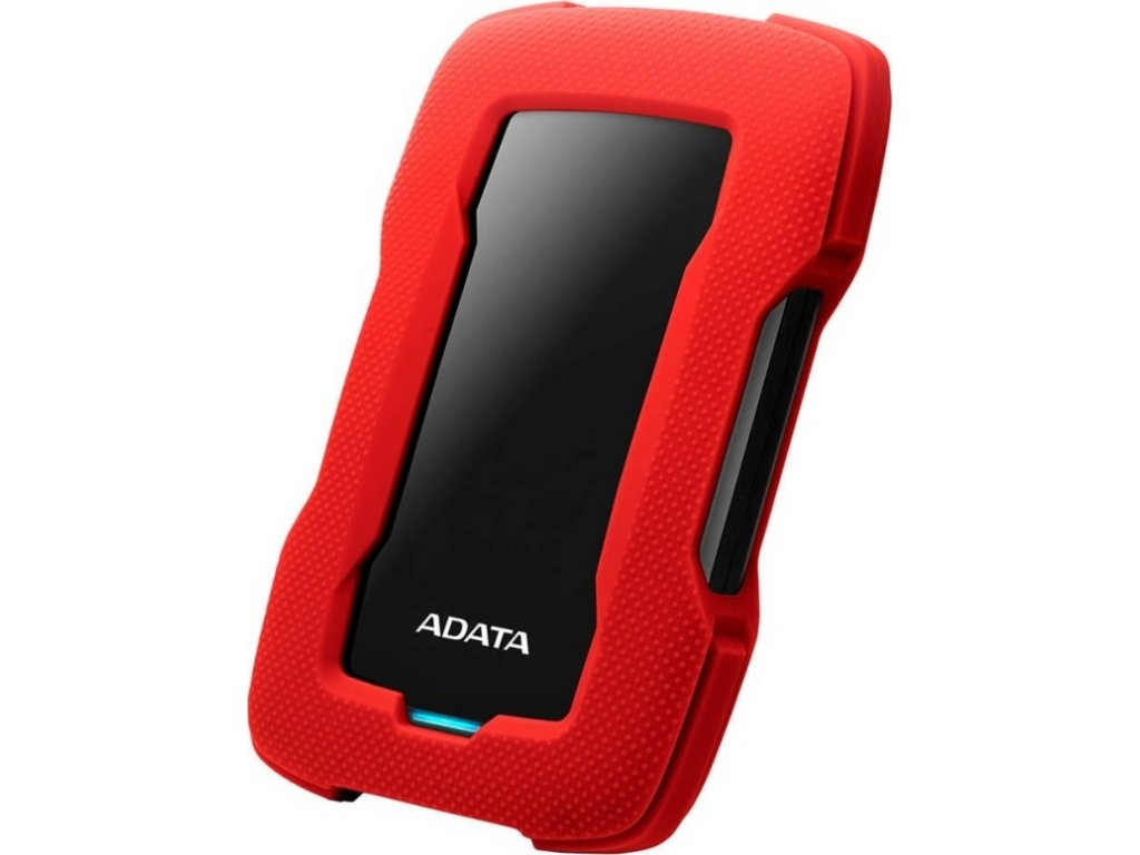"HDD ext. 2,5"" ADATA HD330 1TB - červený"
