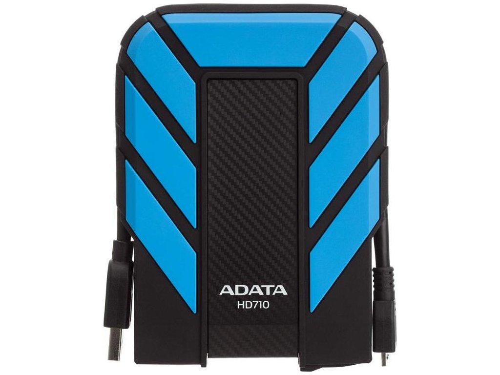 """HDD ext. 2,5"""" ADATA HD710 Pro 1TB - modrý"""