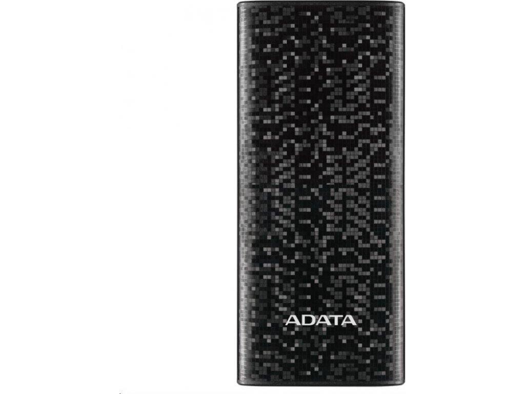 Powerbank ADATA P10000 10000mAh - černá