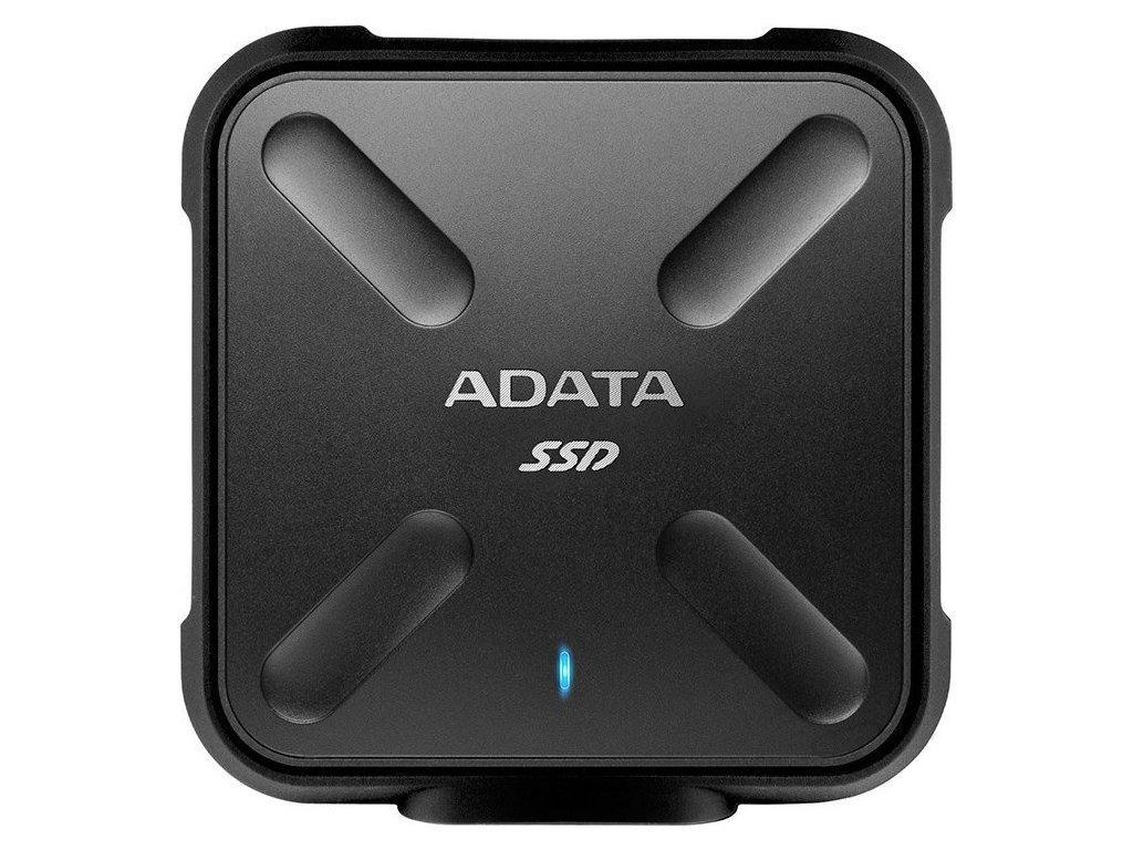 SSD externí ADATA SD700 1TB - černý