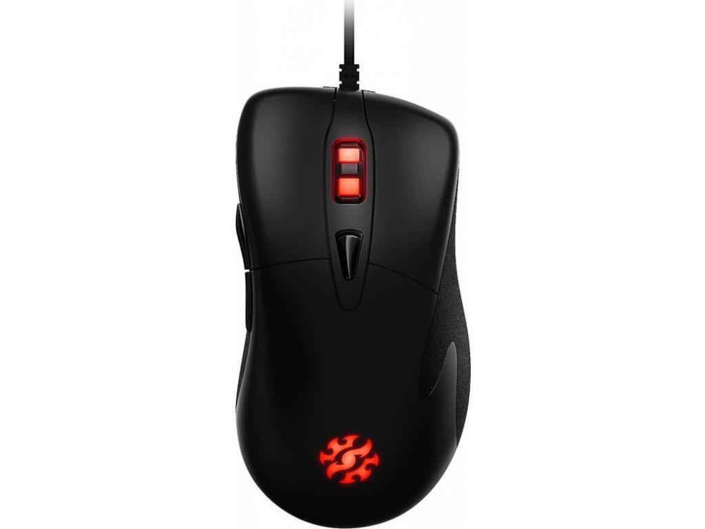 Myš ADATA INFAREX M20 - černá