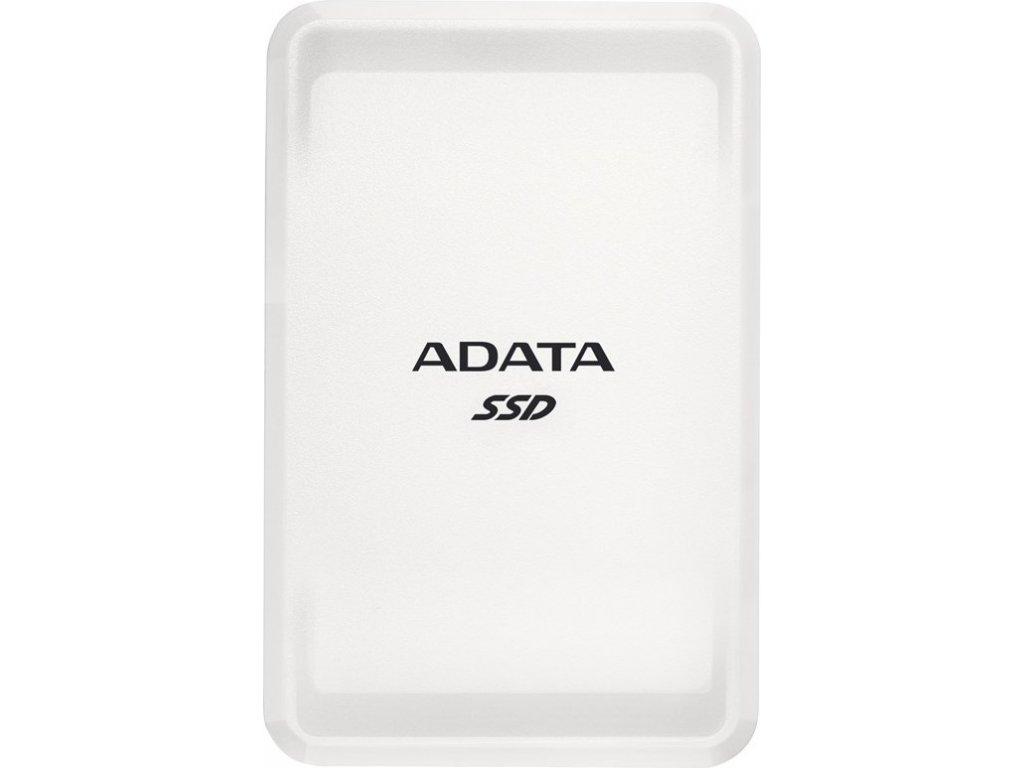 SSD externí ADATA SC685 1TB - bílý