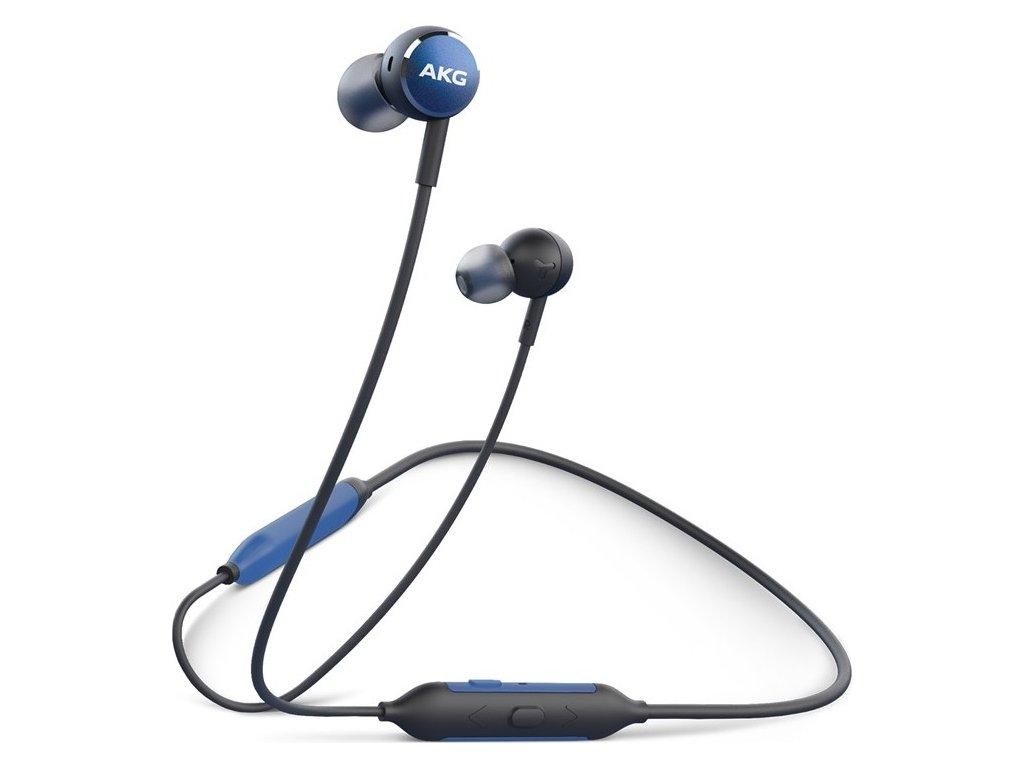 Sluchátka AKG Y100 - modrá