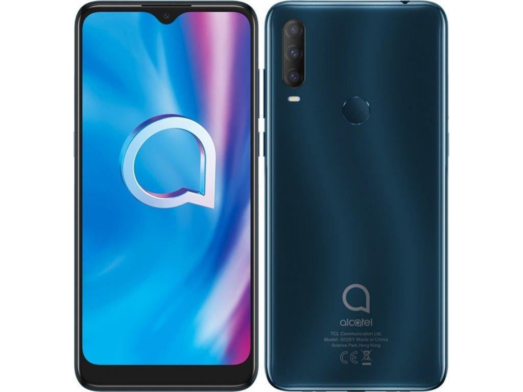 Mobilní telefon ALCATEL 1S 2020 - zelený
