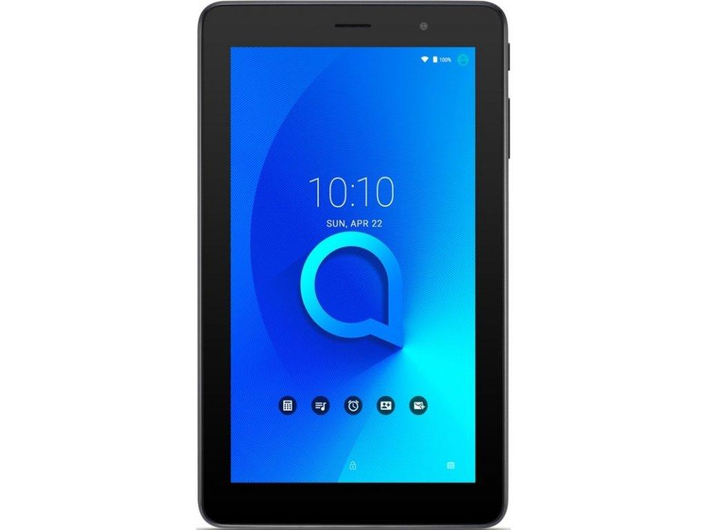 """Dotykový tablet ALCATEL 1T 7 2019 KIDS + ochranný obal 7"""", 16 GB, WF, BT, Android Go - černý/růžový"""