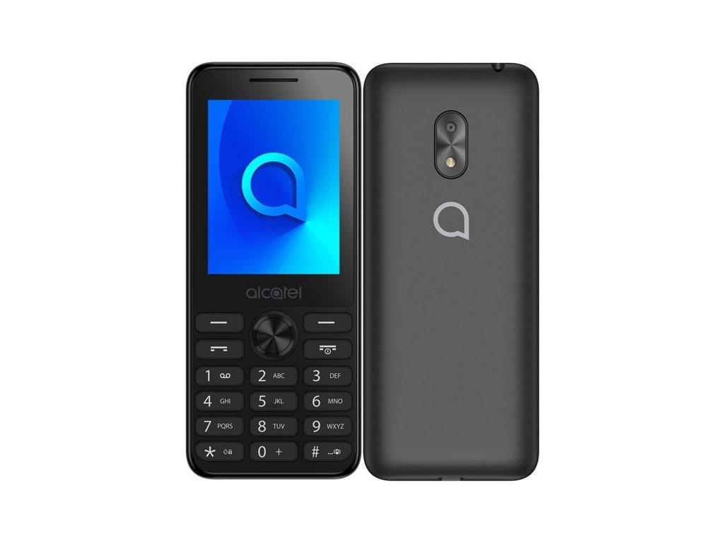Mobilní telefon ALCATEL 2003D - černý