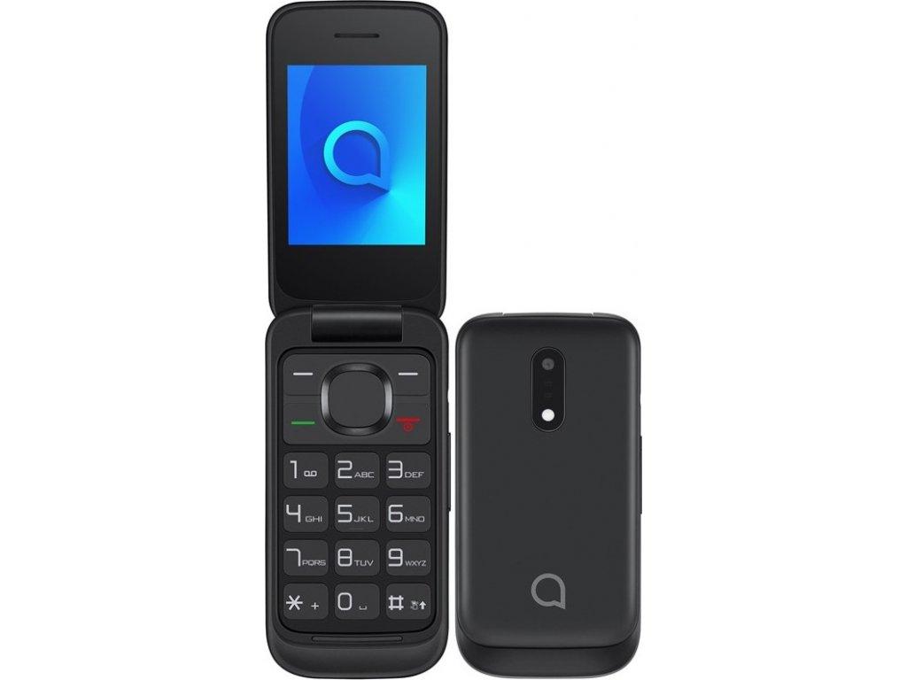 Mobilní telefon ALCATEL 2053D Dual SIM - černý