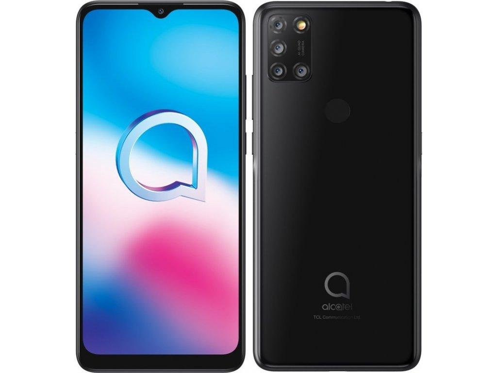 Mobilní telefon ALCATEL 3X 2020 - černý