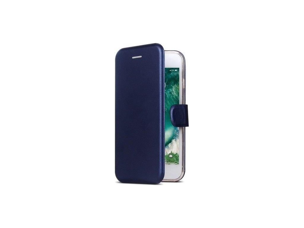 Pouzdro na mobil flipové Aligator Magnetto na S6000 - modré