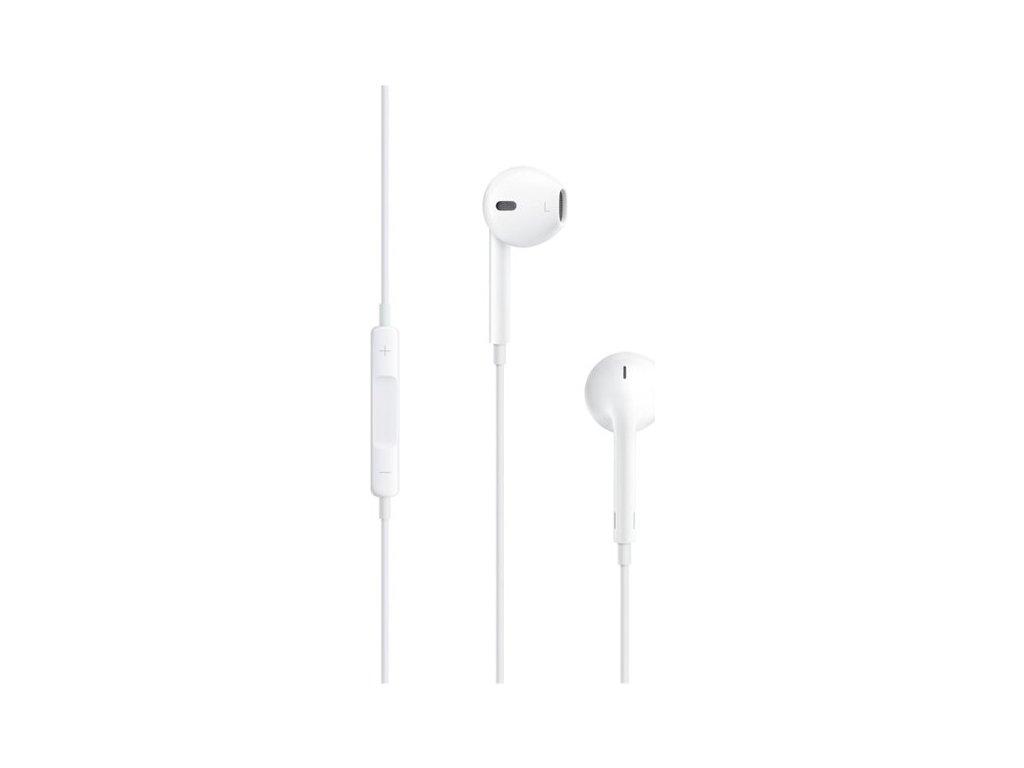Sluchátka Apple EarPods 3,5mm - bílá