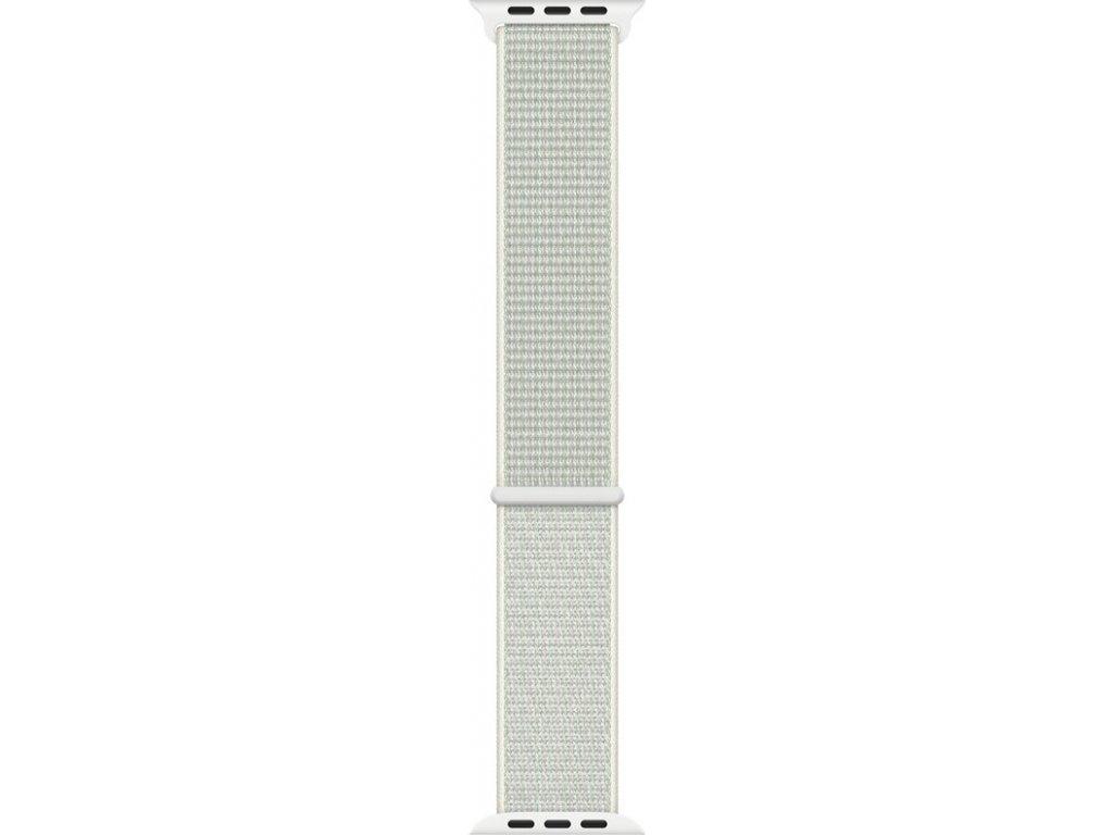 Řemínek Apple Watch 44mm Spruce Aura provlékací sportovní Nike