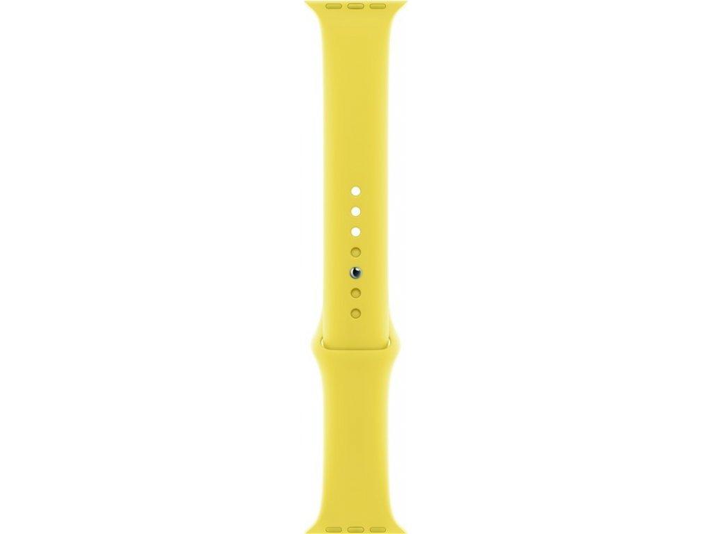 Řemínek Apple Watch 40mm zázvorový sportovní – standardní