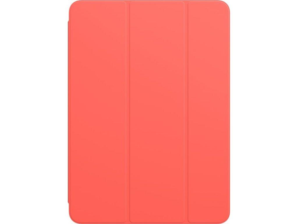 Pouzdro na tablet Apple Smart Folio pro iPad Pro 11-inch (2. gen. 2020) - citrusově růžové