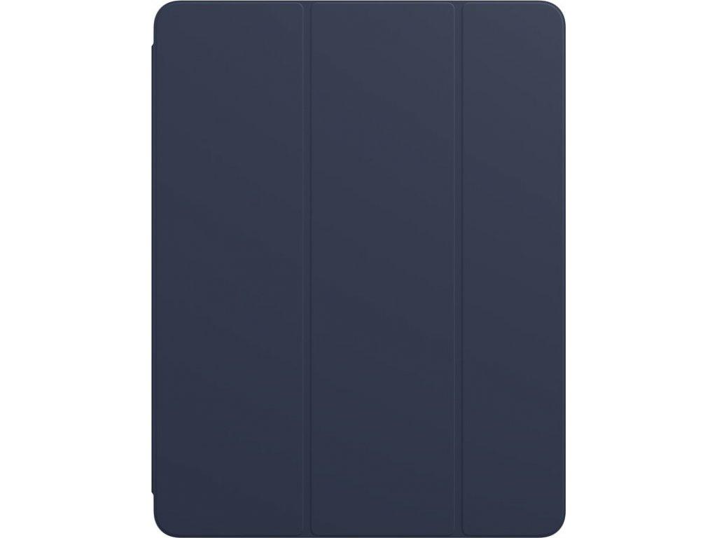 Pouzdro na tablet Apple Smart Folio pro iPad Pro 12.9-inch (4. gen. 2020) - námořnicky tmavomodré