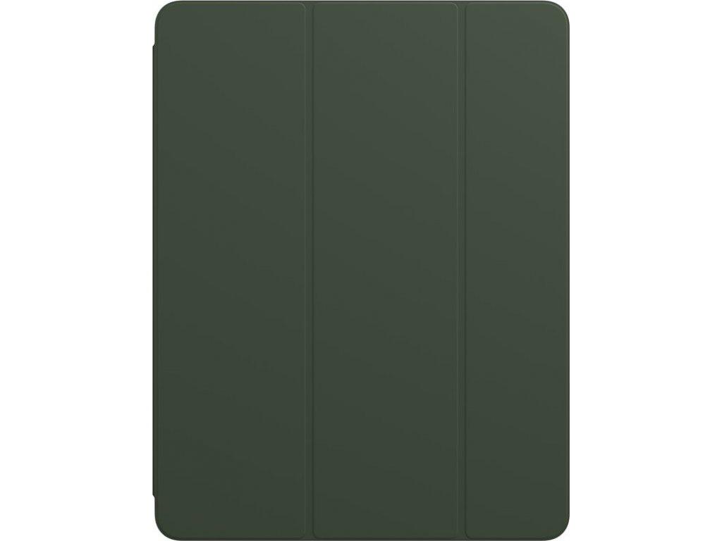 Pouzdro na tablet Apple Smart Folio pro iPad Pro 12.9-inch (4. gen. 2020) - kypersky zelené