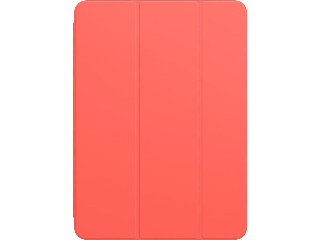 Pouzdro na tablet Apple Smart Folio pro iPad Air (4. gen. 2020) - citrusově růžové