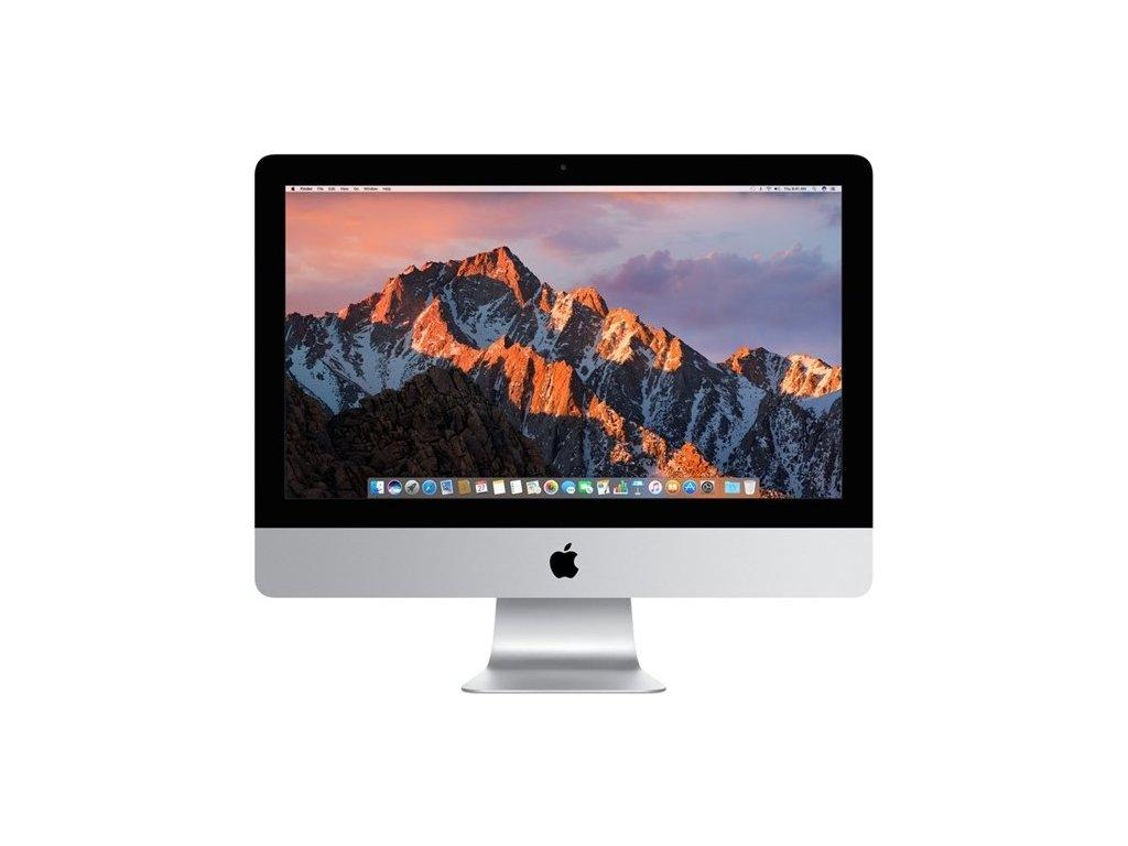 """Počítač All In One Apple iMac 21.5"""" Retina 4K 2020 i3-8GB, 256GB, bez mechaniky, Radeon Pro 555X, 2GB, macOS"""