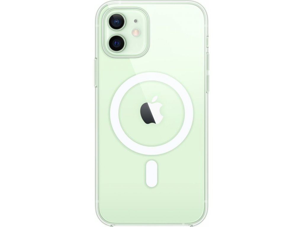 Kryt na mobil Apple Clear Case s MagSafe pro iPhone 12 a 12 Pro