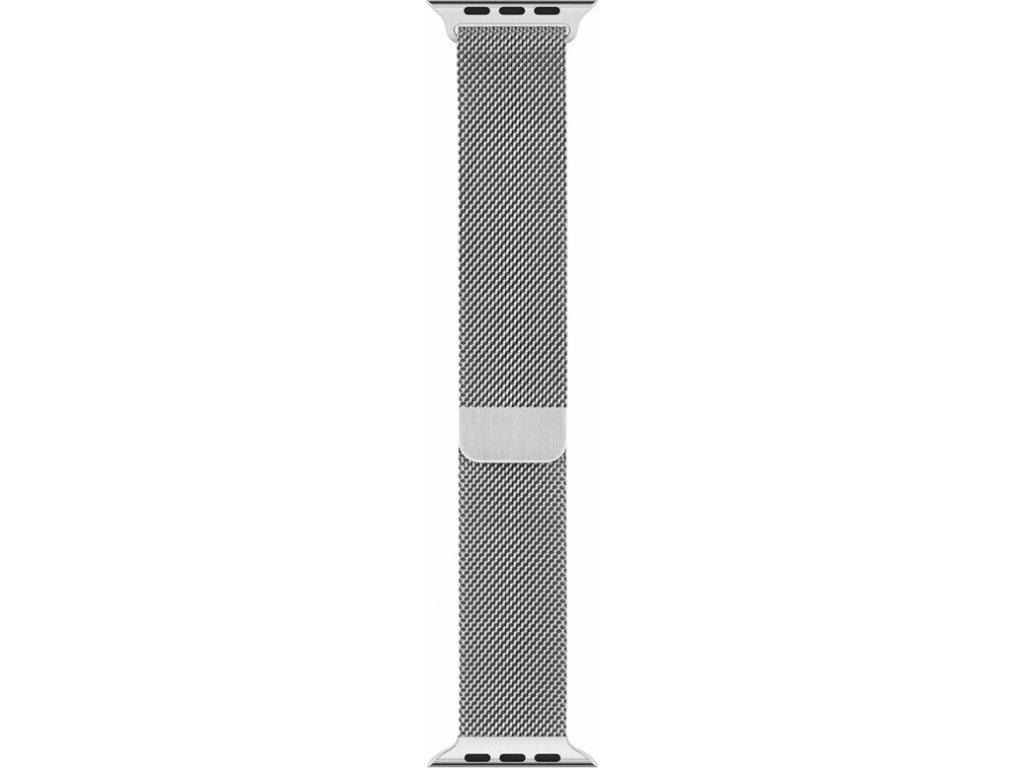 Řemínek Apple Watch 44mm milánský tah