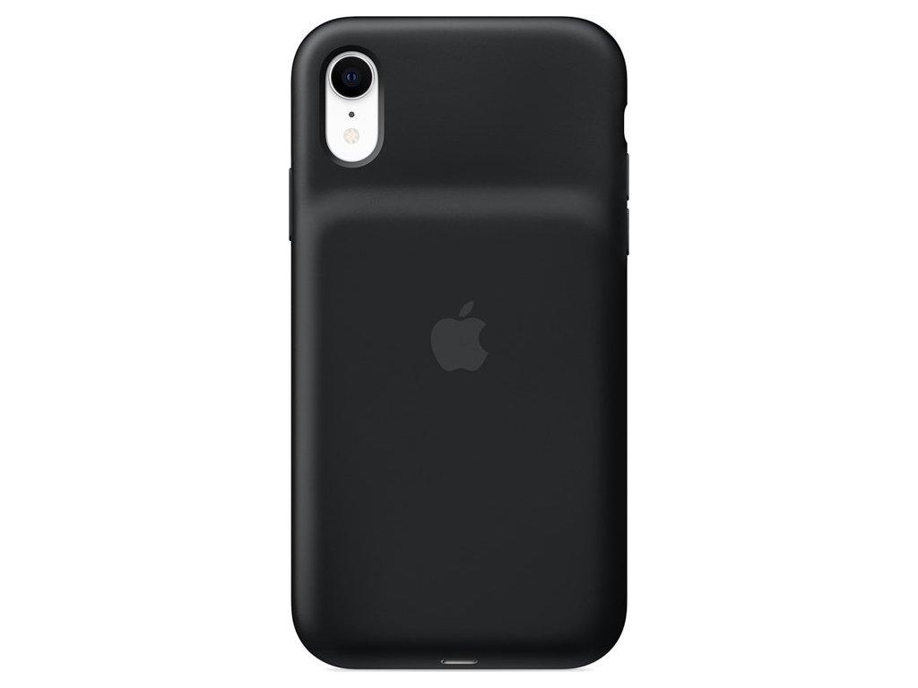 Kryt na mobil Apple Smart Battery Case pro iPhone XR - černý