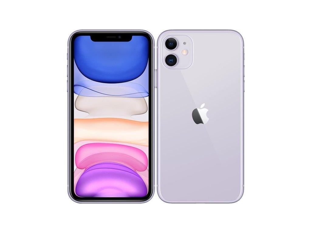 Mobilní telefon Apple iPhone 11 128 GB - Purple