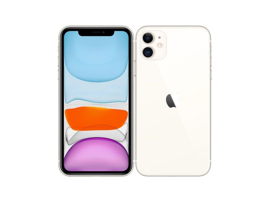 Mobilní telefon Apple iPhone 11 256 GB - White
