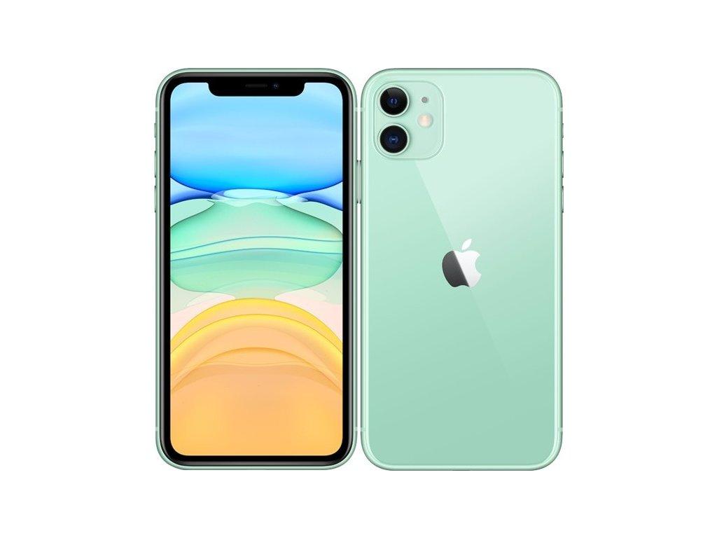 Mobilní telefon Apple iPhone 11 256 GB - Green
