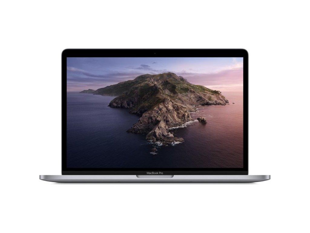 "Ntb Apple MacBook Pro 13"" 512 GB (2020) - Space Grey i5-13.3"", WQXGA, RAM 16GB, SSD 512GB, bez mechaniky, Intel Iris Plus Graphics, FPR, macOS Catalina"