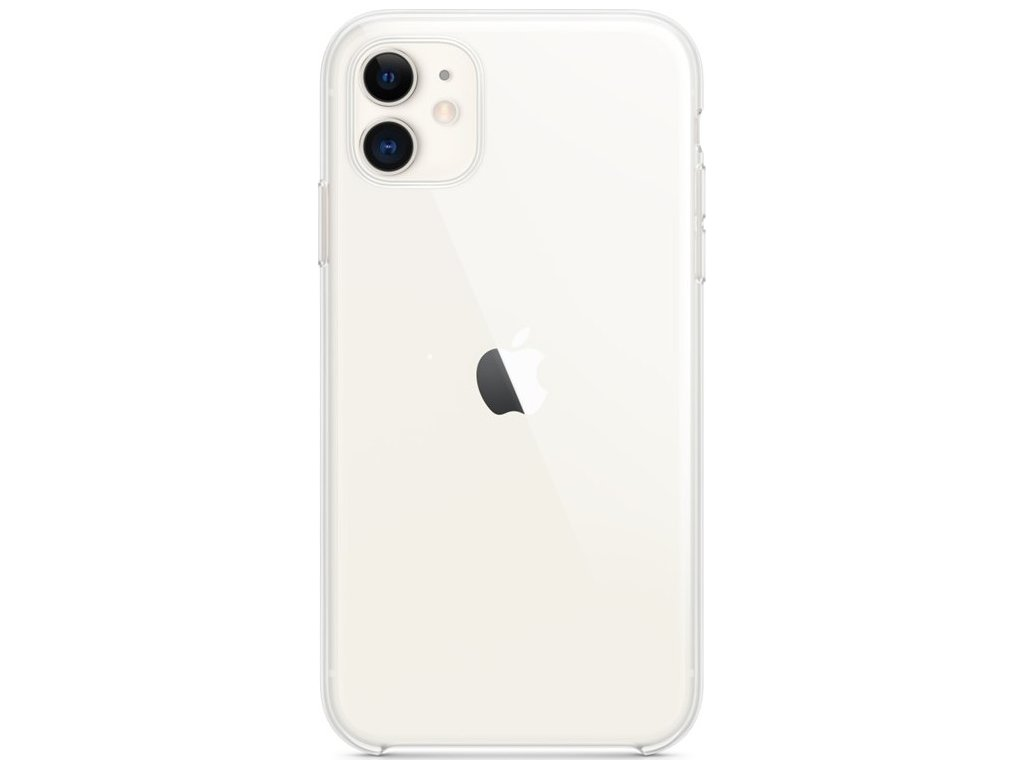 Kryt na mobil Apple Clear Case pro iPhone 11 - průhledný