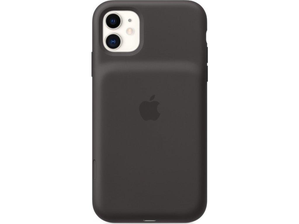 Kryt na mobil Apple Smart Battery Case pro iPhone 11 černý