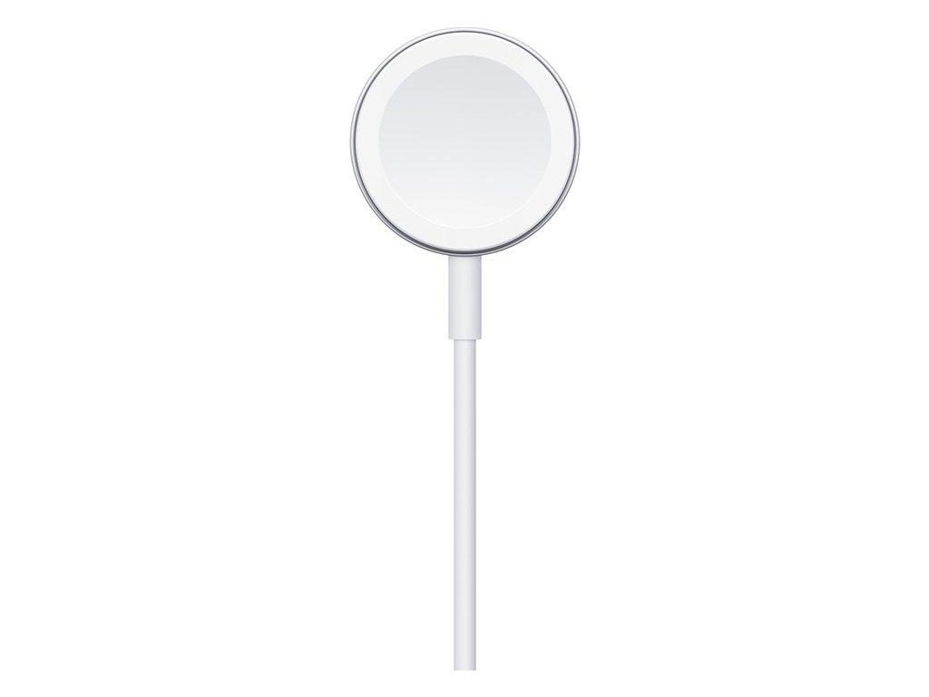 Nabíjecí kabel Apple magnetický pro Apple Watch, USB-C, 1m - bílý