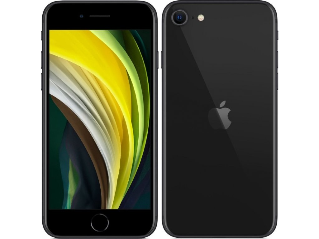 Mobilní telefon Apple iPhone SE (2020) 64 GB - Black