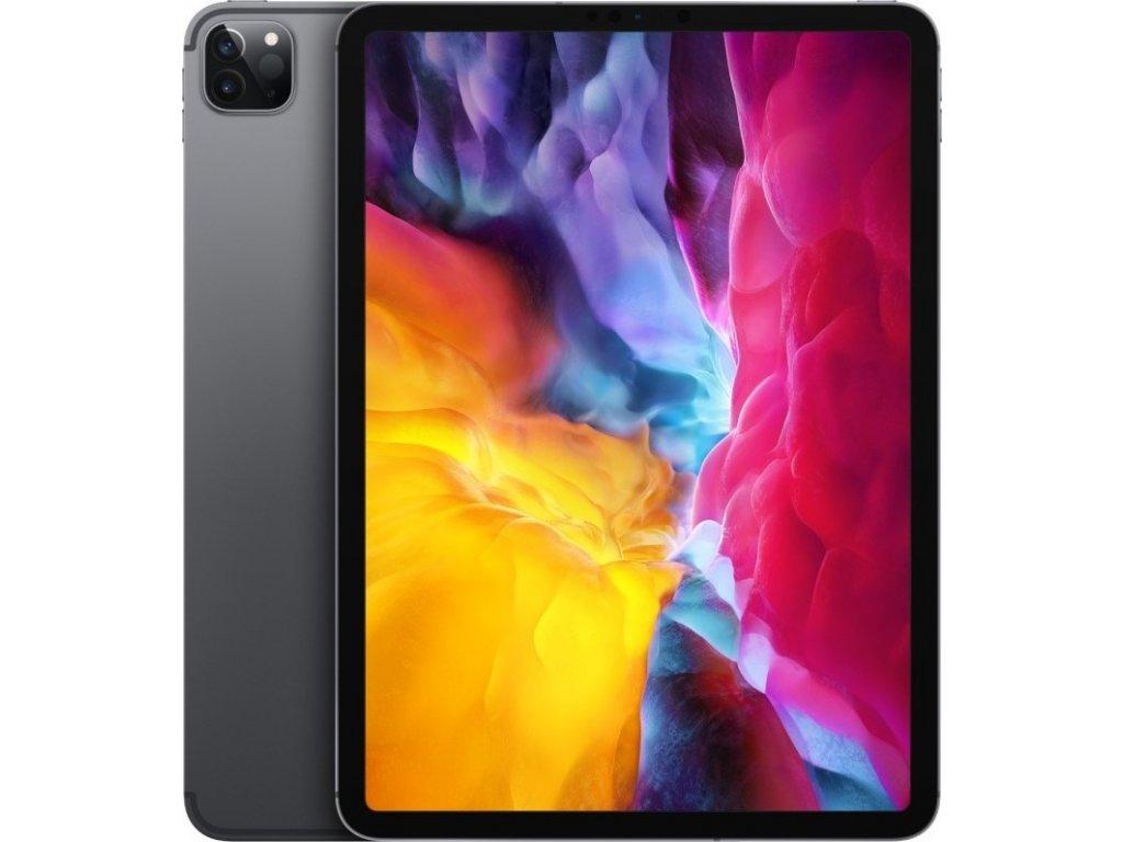 "Dotykový tablet Apple iPad Pro 11"" (2020) WiFi + Cell 128 GB - Space Grey, WF, BT, 3G, iOS 13"