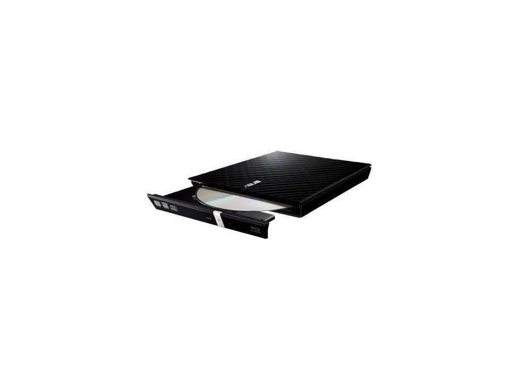 Externí DVD vypalovačka Asus SDRW-08D2S Lite - černá
