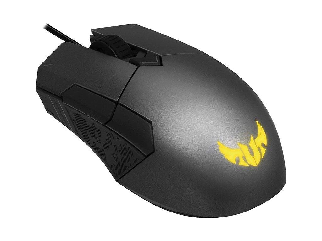 Myš Asus TUF Gaming M5 / optická/ 6 tlačítka / 6200DPI - černá