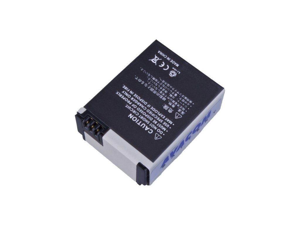 Baterie Avacom pro GoPro Li-ion 3.7V 950mAh