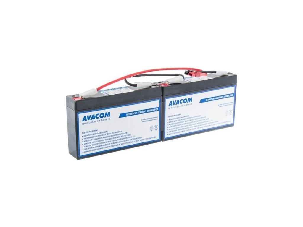 Akumulátor Avacom RBC18 - náhrada za APC