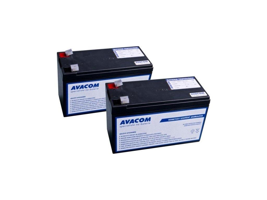 Akumulátor Avacom RB32 - náhrada za APC, 2 ks v balení