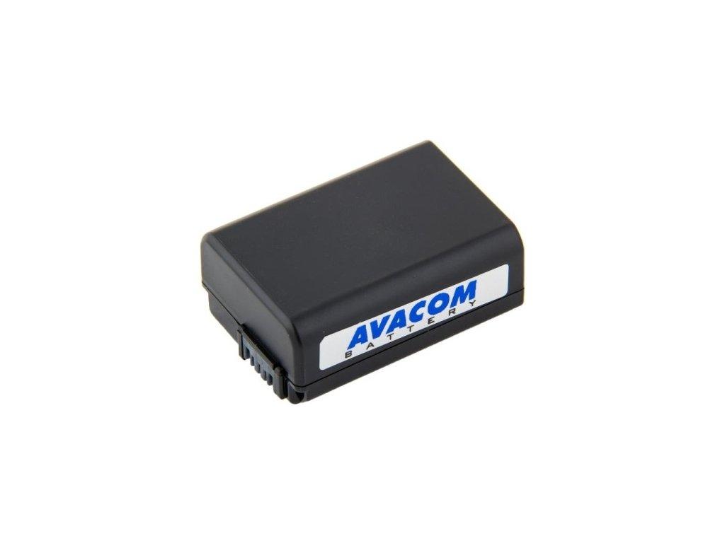 Baterie Avacom Sony NP-FW50 Li-Ion 7.2V 860mAh