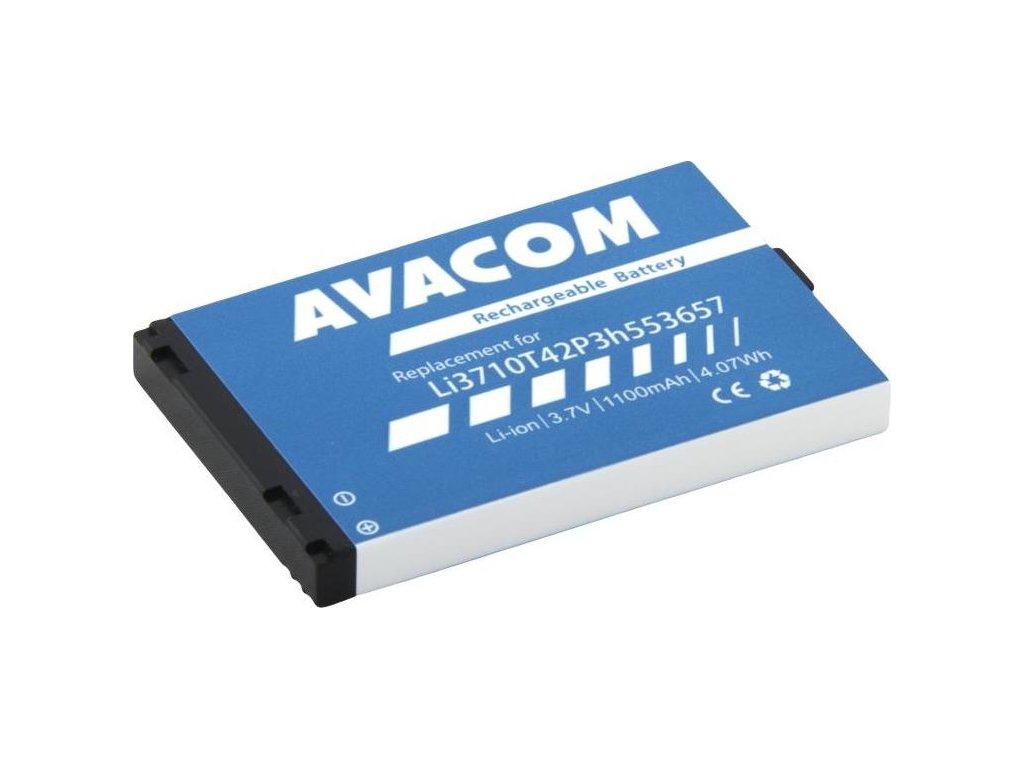 Baterie Avacom pro Aligator A300 Li-Ion 3,7V 1100mAh