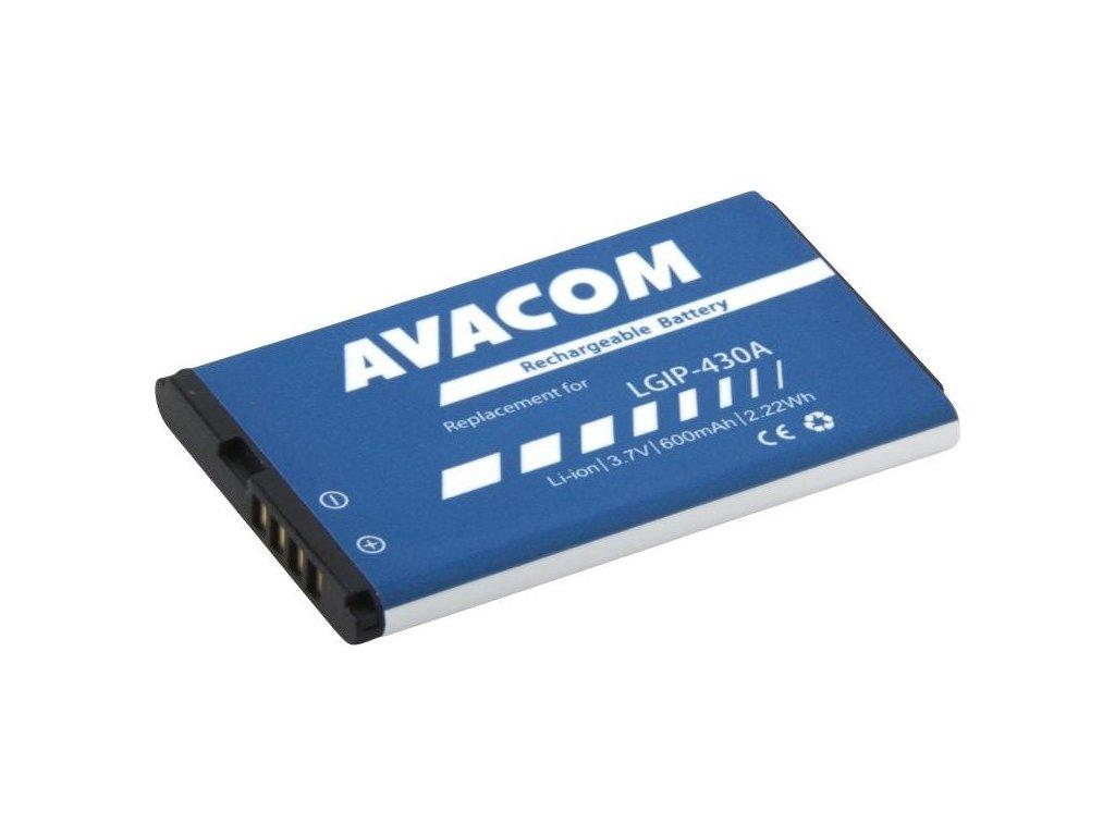 Baterie Avacom pro LG KP100 Li-Pol 3,7V 600mAh